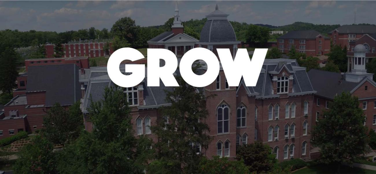 Grow at Waynesburg University