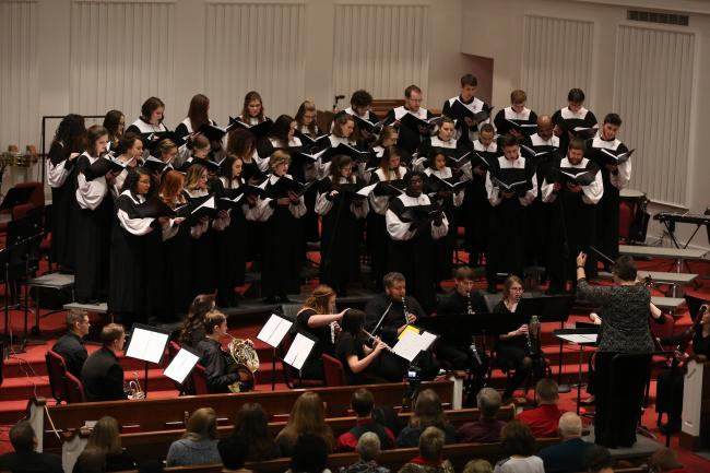 Music Program to host Spring Concert