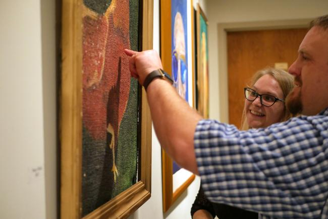 Fine Arts Department to showcase student art