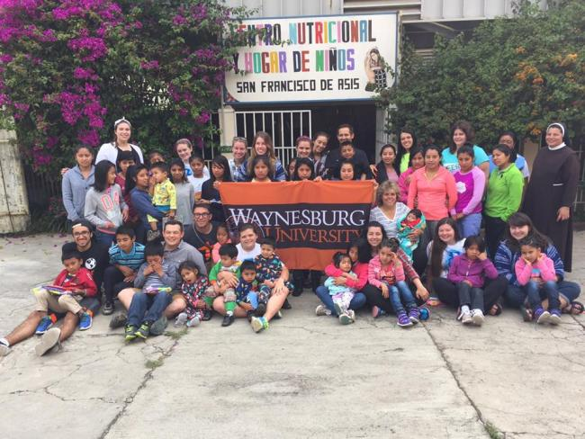 Students to serve children in Guatemala this summer