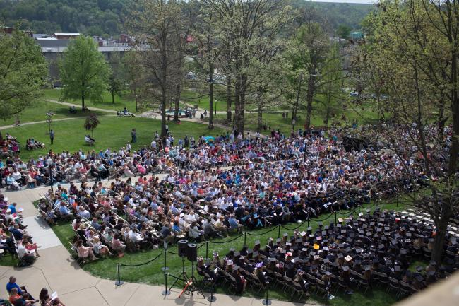 Waynesburg University announces 2018 commencement speakers